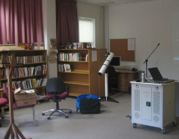 Warwick Universary - Writers' Room