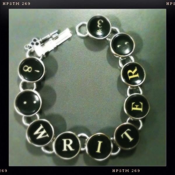 Writer Bracelet