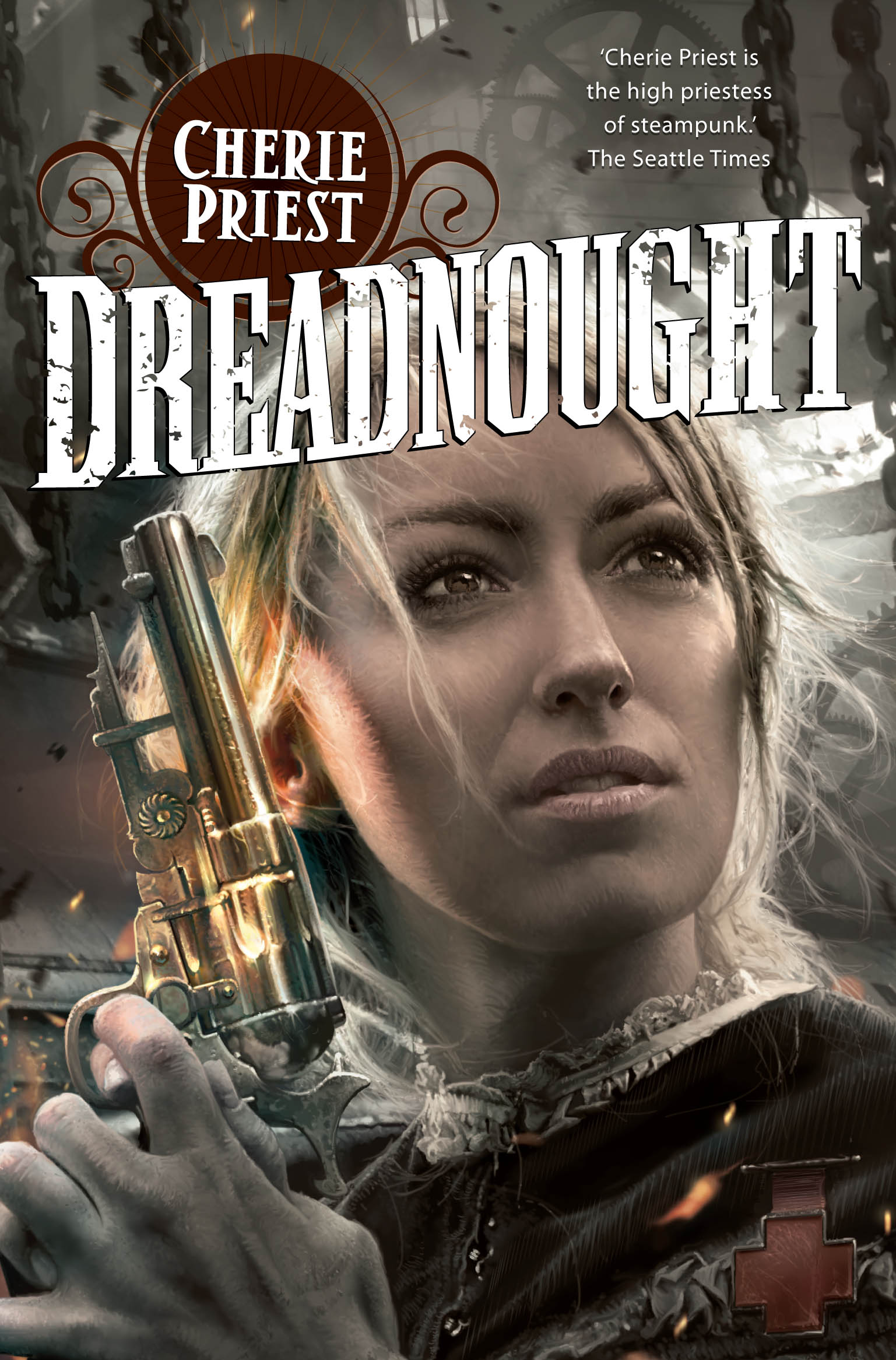 Cherie Priest Dreadnought