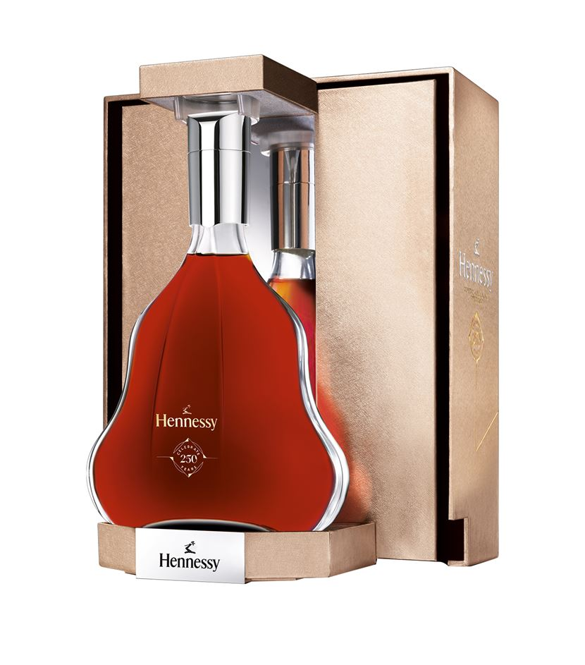 Hennessy 250th Anniversary Brandy, Harrods