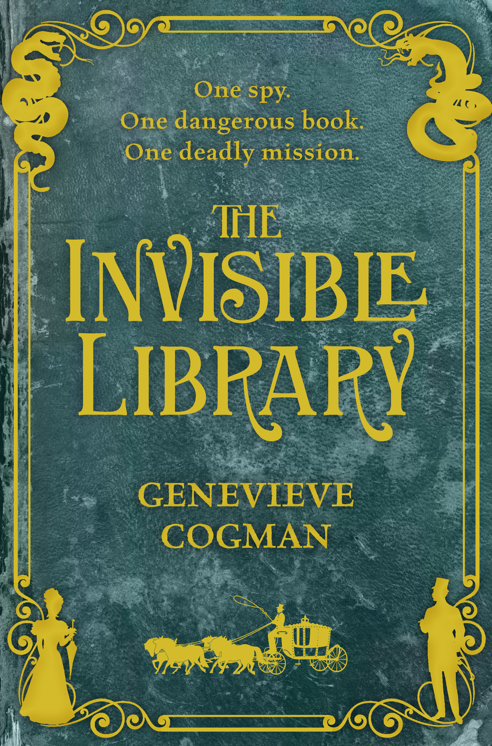The Invisible Library - Genevieve Cogman.jpg