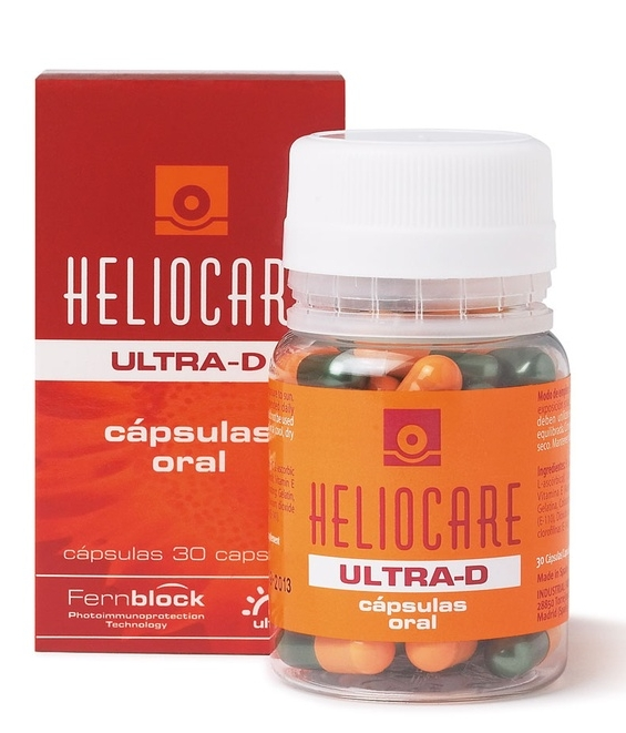 Provides the body with its daily dose of Vitamin D and helps protect the DNA within cells from sun-induced damage.