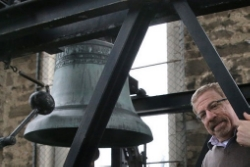 George Leggiero among the bells