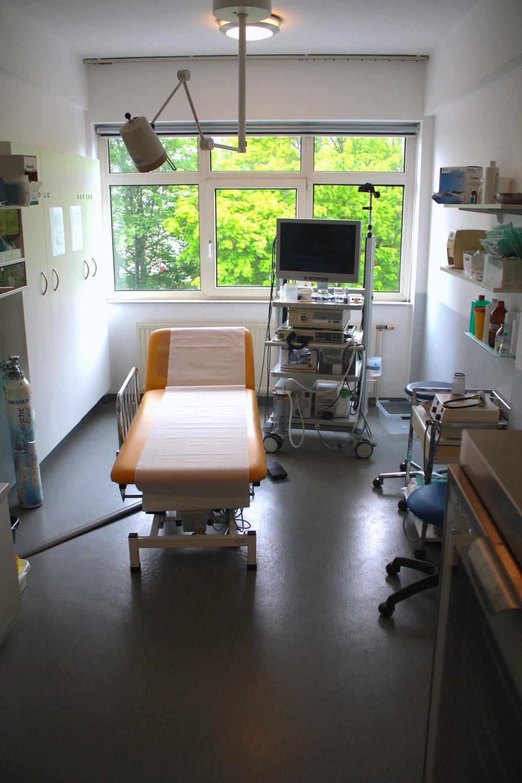 Endoskopie Zimmer
