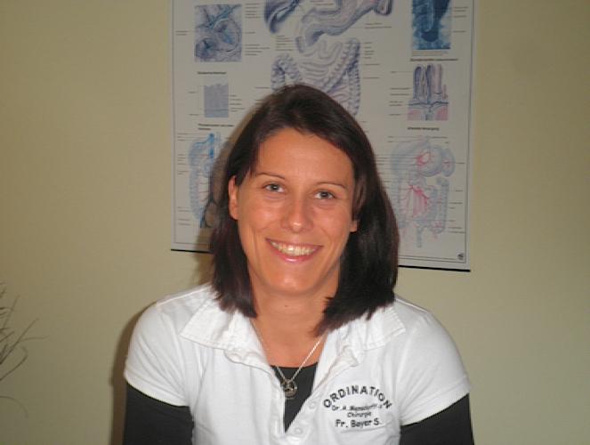 Sabrina Boyer (Ordinationsleitung, seit 2001)
