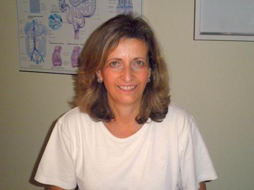 Hildegard Gruber (Seit 1992 im Team)