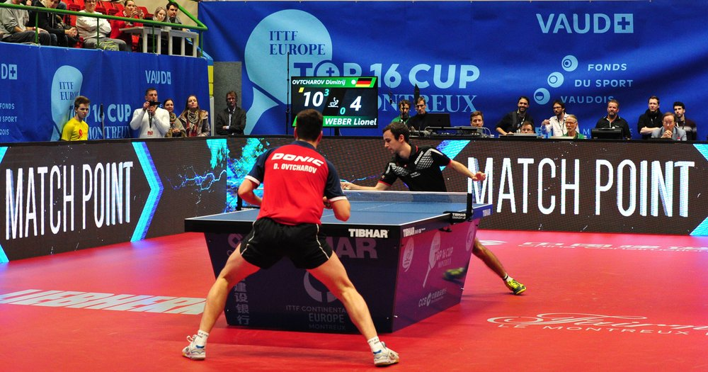 Foto: Swiss Table Tennis