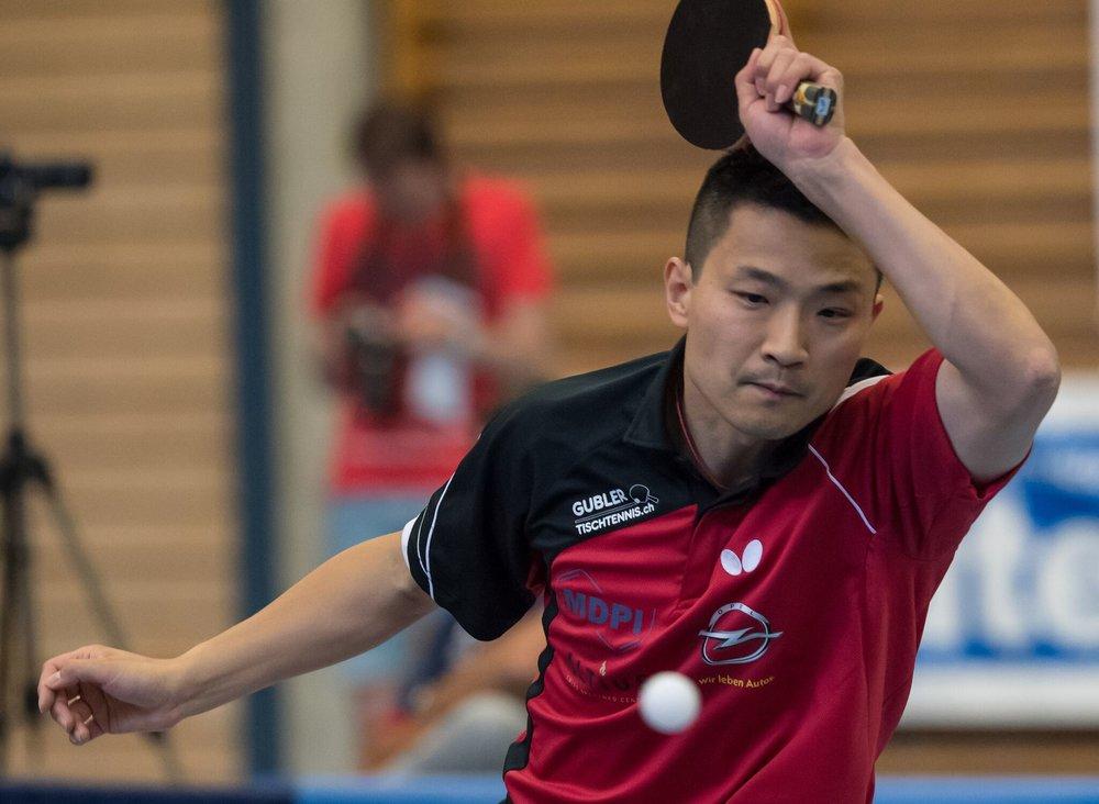 Jiashun Hu (Foto: René Zwald)