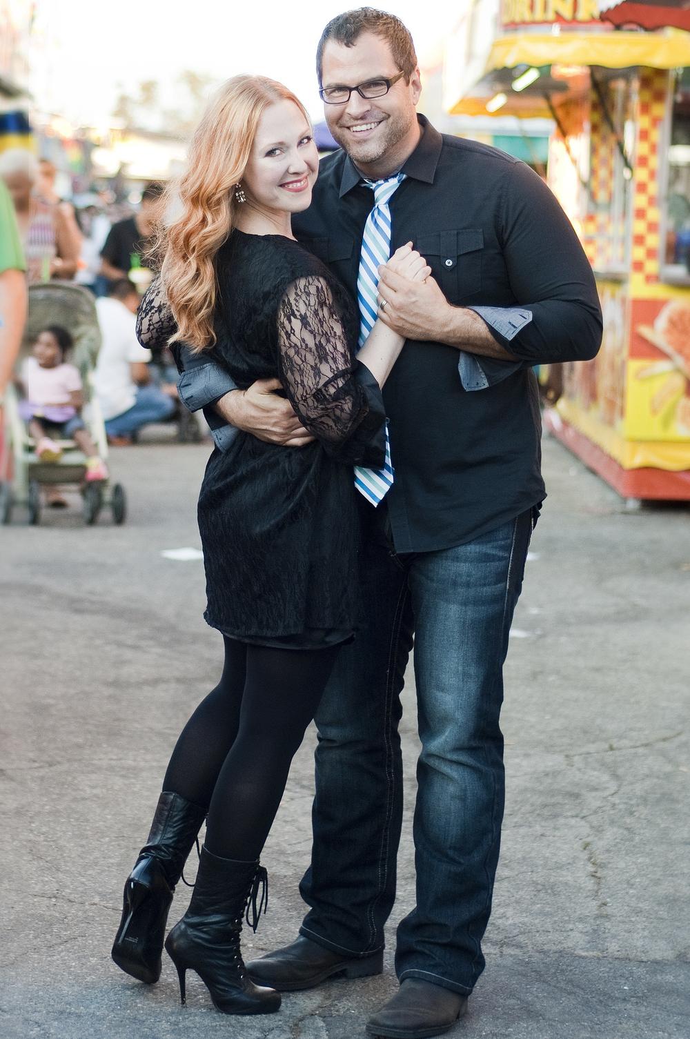 Rob and Evangeline