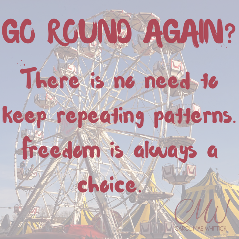 There is no need to keep repeating patterns. Freedom is always a choice..png