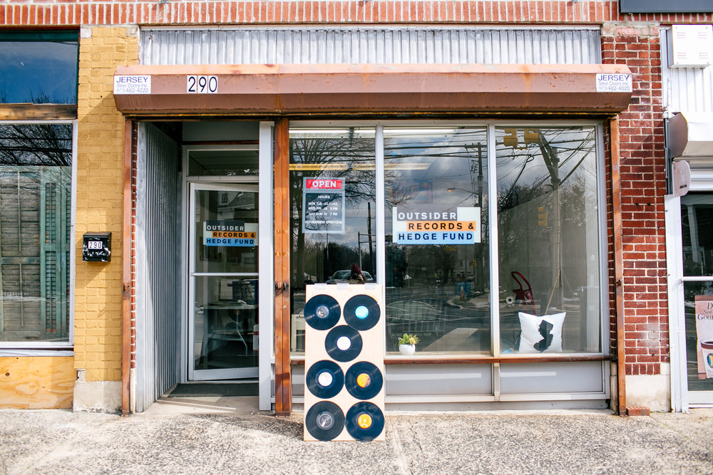 Outsider Records & Hedge Fund: Maplewood, NJ