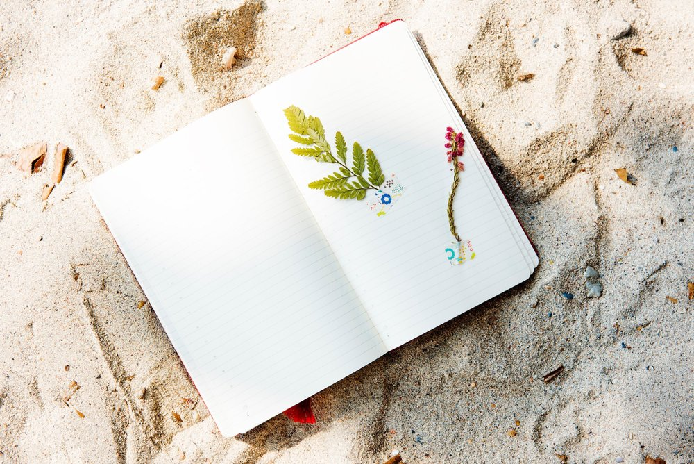 Beautifully Designed Print Ready Journal Pages -