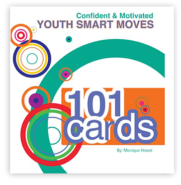Confident and Motivated Smart Moves Goals Cards