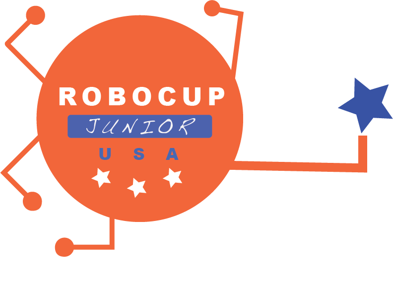 RoboCupJunior USA logo