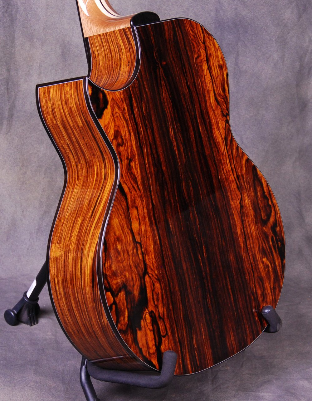 S/N 421 - Cocobolo Back/Sides, Euro/Swiss Spruce Top