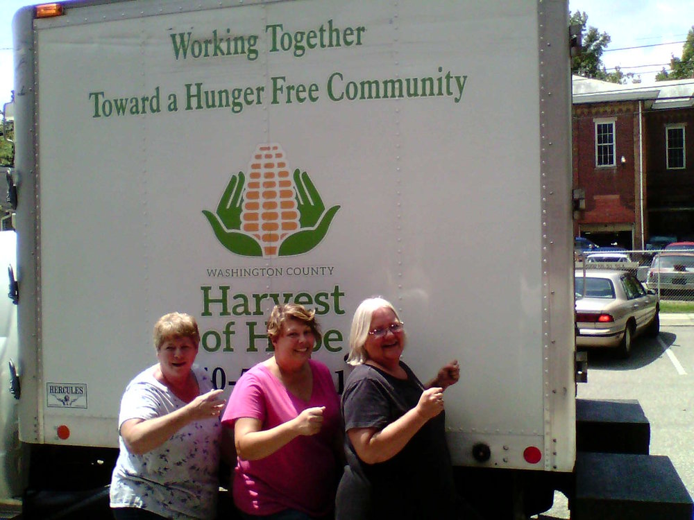 New milestone August 14th !!!! - 1,000,000 lbs of food rescued since 2005 !!