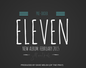 pre-order eleven the fray