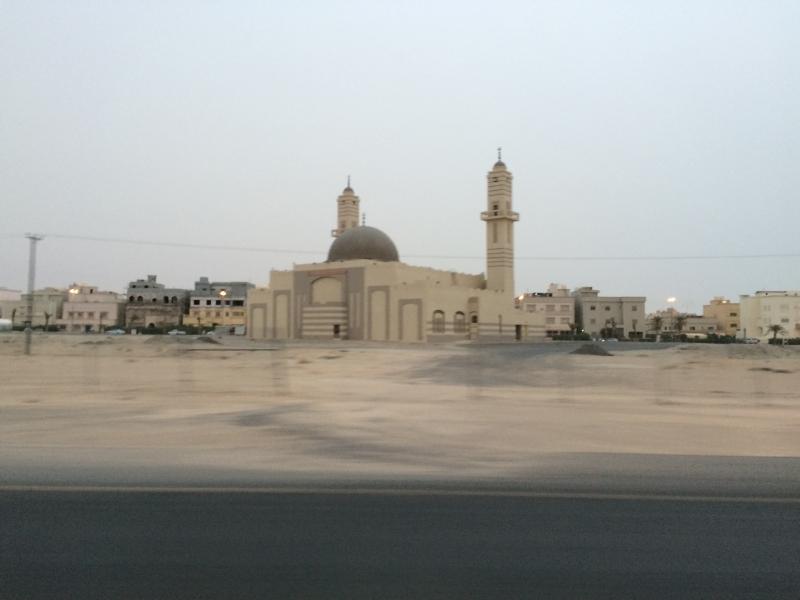 Kuwait City.