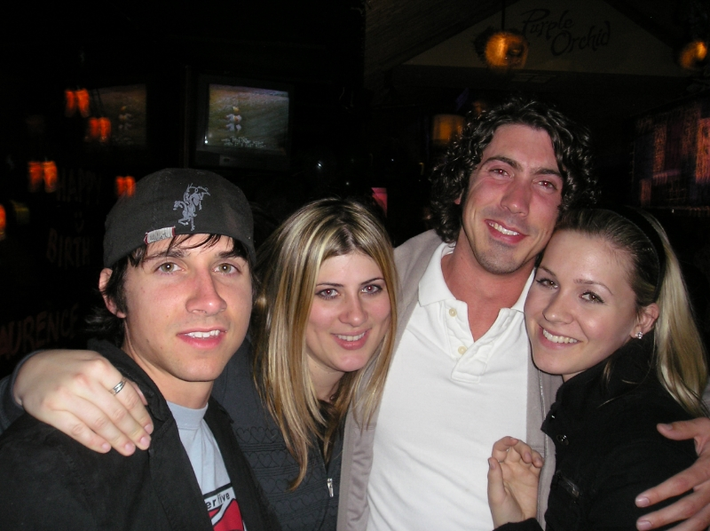 Oh snap. What is even happening in this pic? Feb 25, 2007 ladies and gents. HAHAHA.