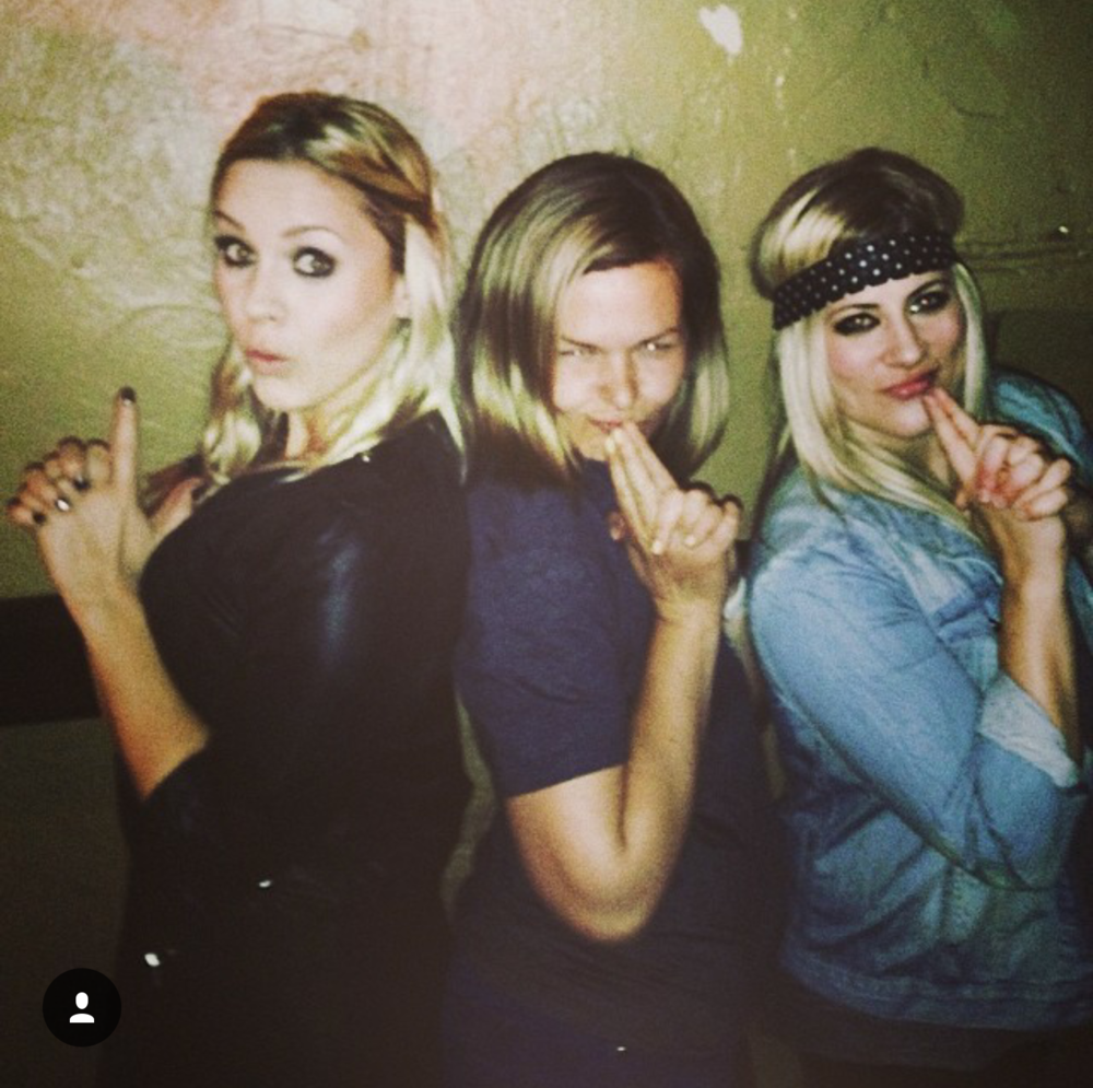 Charlie's Angels SAY WHAT?! So much UK love.