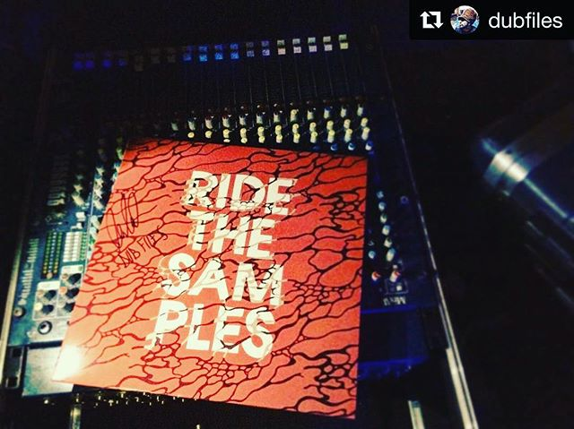 #Repost @dubfiles (@get_repost) ・・・ Thanks my friend Marco for reminding me of this beautiful album! Ceck it! @wakeditown @nicholarich @ambassabass #ridethesamples #vinil #alambicconspiracystudio