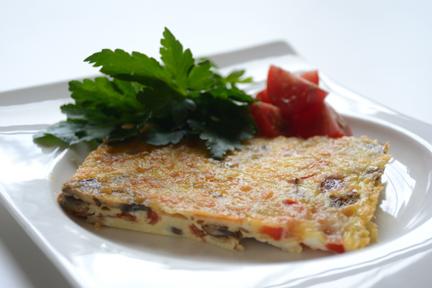 Baked Omelette