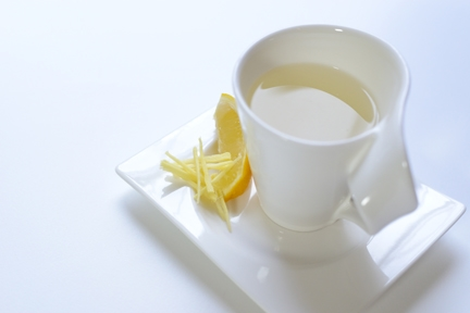 Hot Lemon and Ginger