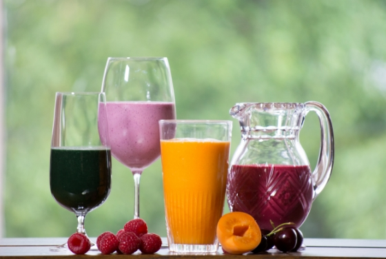 Fiona Kirk Stay Slim This Christmas Smoothies