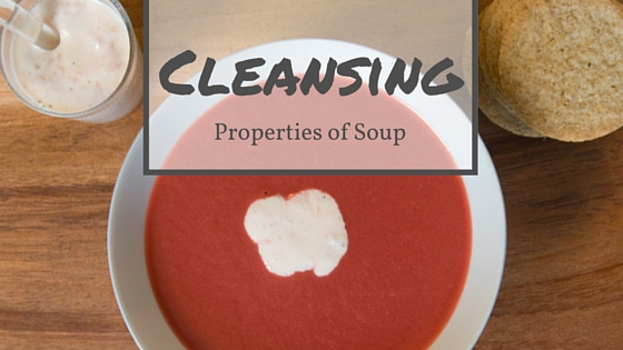 Cleansing Properties of Soup Fiona Kirk Nutrition Fat Loss Weight Loss