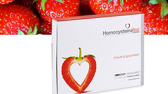 Yorktest Laboratories Homocysteine Test