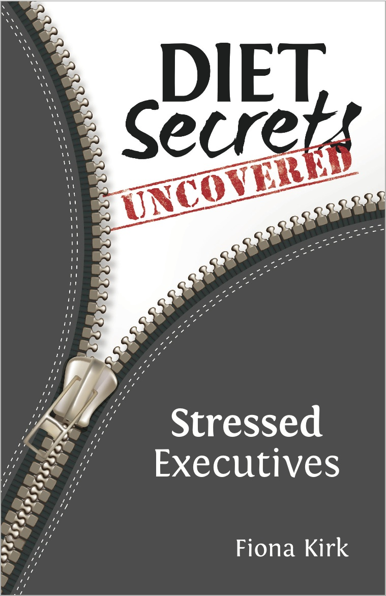 diet ecrets for stressed executives