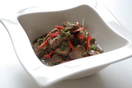 Aromatic Lamb Casserole