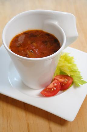 gazpacho-style soup