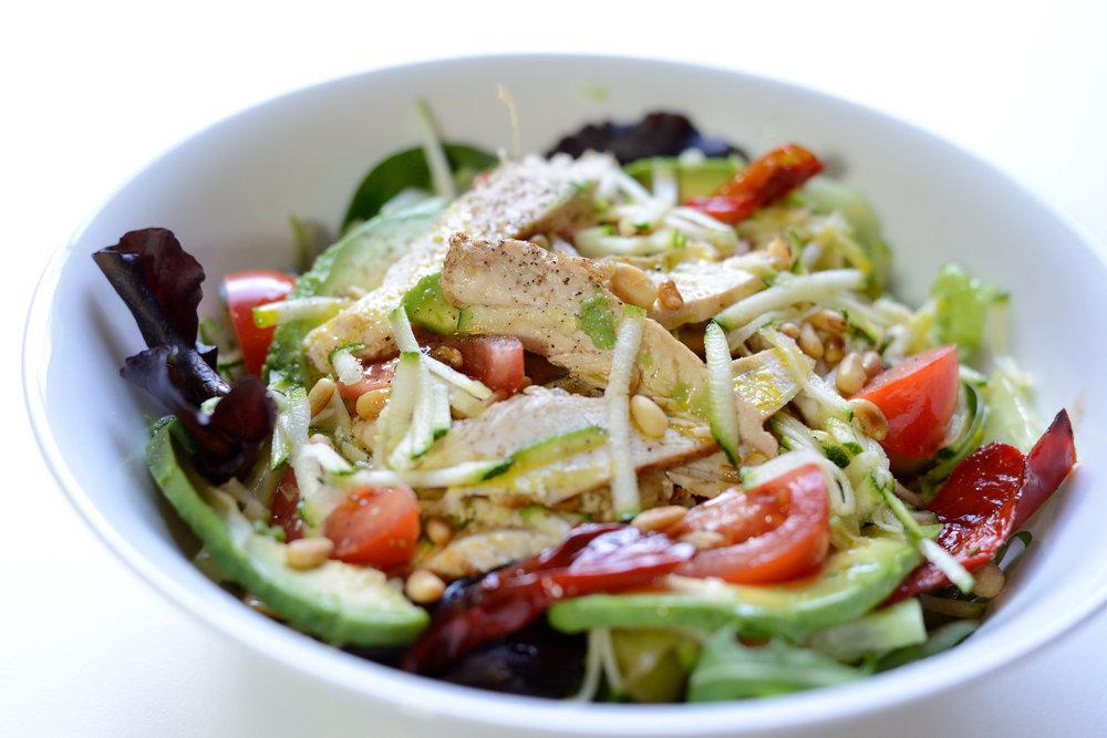 Fabulous Warm Salad -
