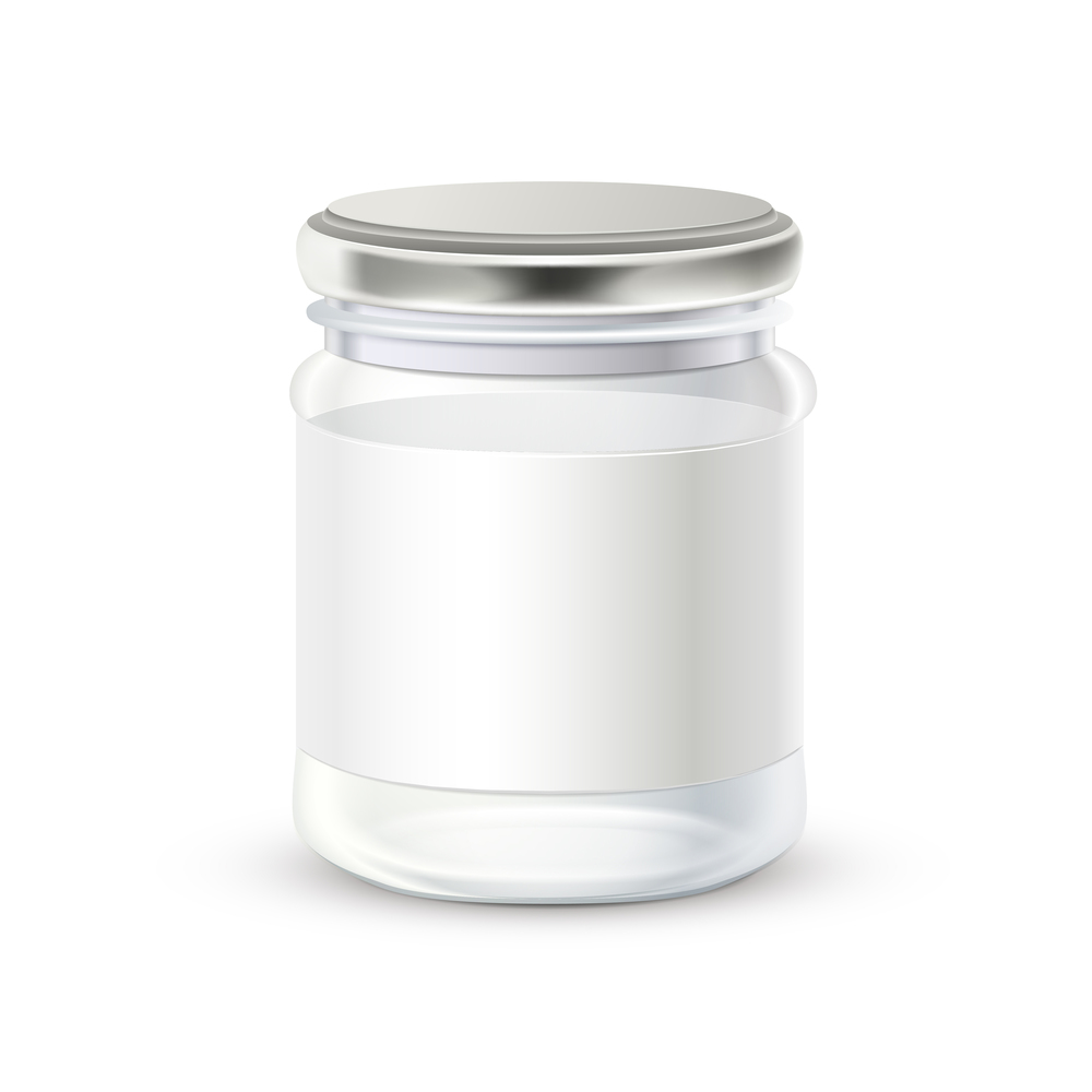 Clear Jar, Powder Filling  Services, Colorado Contract Packaging, Colorado Contract Manufacturing, Sample Solutions LLC.,