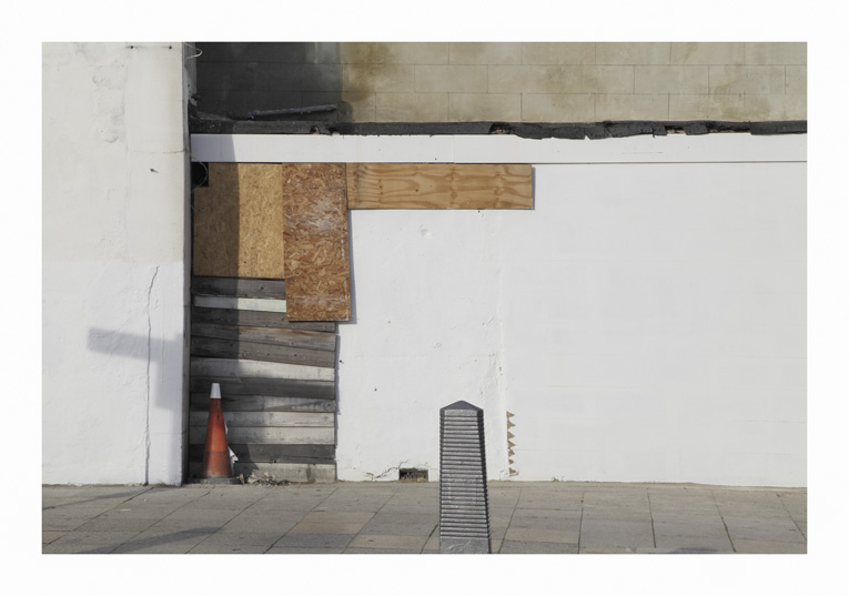 Palmerston Road E17, from the series UnfinisheBusiness, c-print aluminium mounted, 60x40 cm, limited edition 1/7