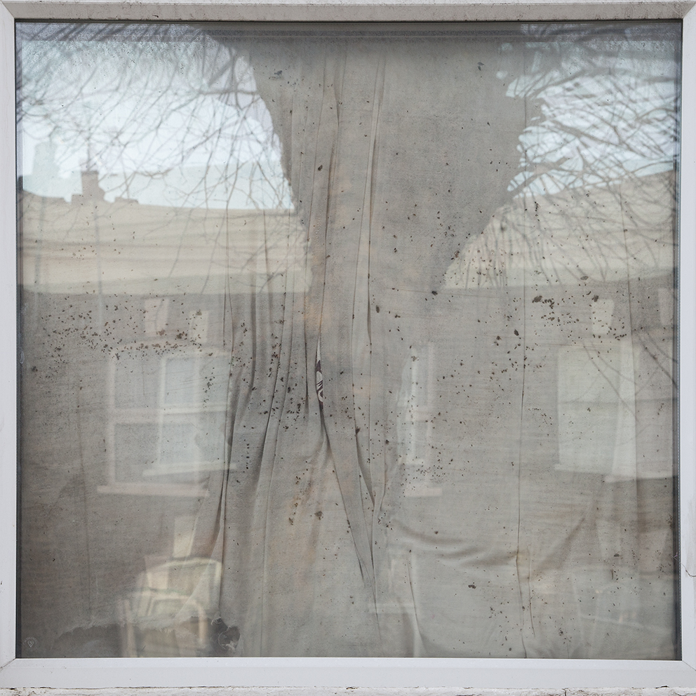 Window_2, ongoing series, 1/7, 27x27cm, box framed