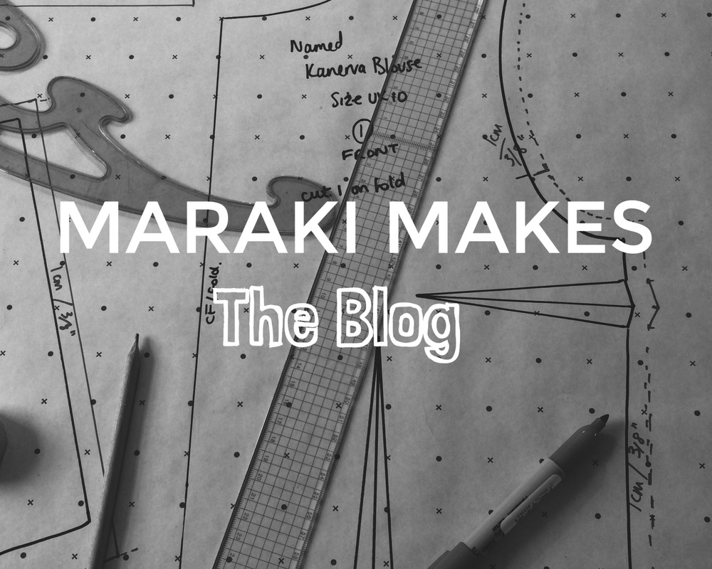 Maraki Makes - The Blog