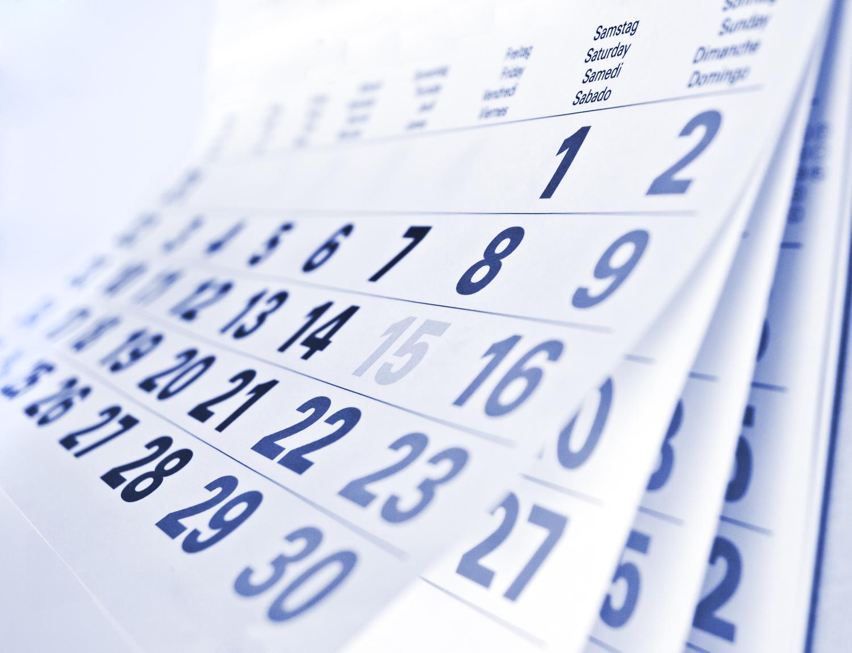 Event Calendarg