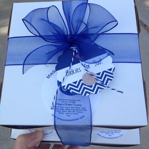 SameDay Delivery Gift Box Ems Cookie Kitchen