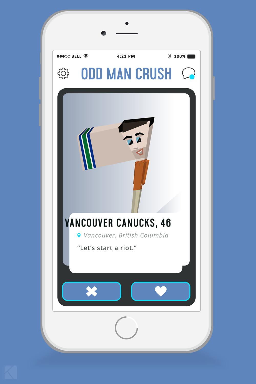 Riot dating app