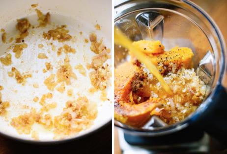 Butternut Squash Soup -