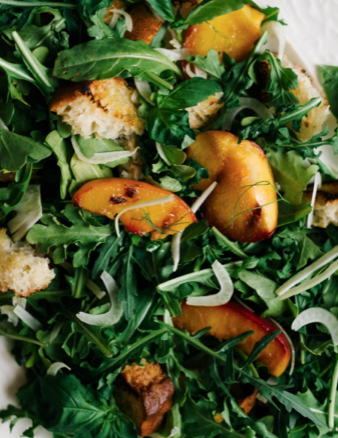 Summer + Fall Salads -