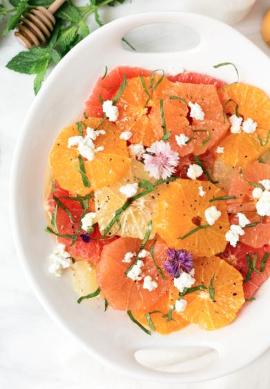 Mixed Citrus Salad -