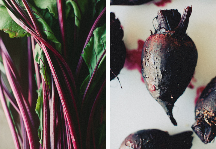 Beet it! - Beet recipes here.