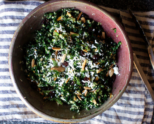 Kale and Quinoa Salad -