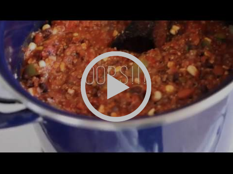 Quinoa Vegetarian Chili - 6/19/18