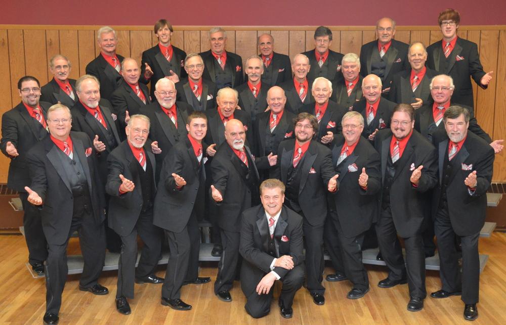 Narragansett Bay Chorus 2014