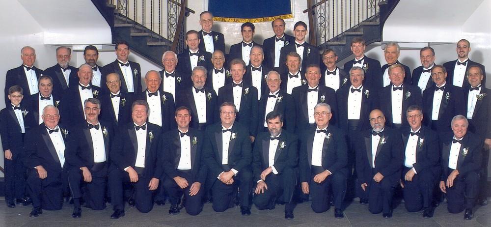 Narragansett Bay Chorus 2002