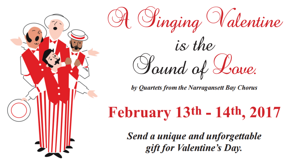 singing valentines - Singing Valentine